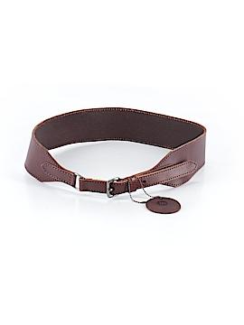 LP by Linea Pelle Leather Belt Size L