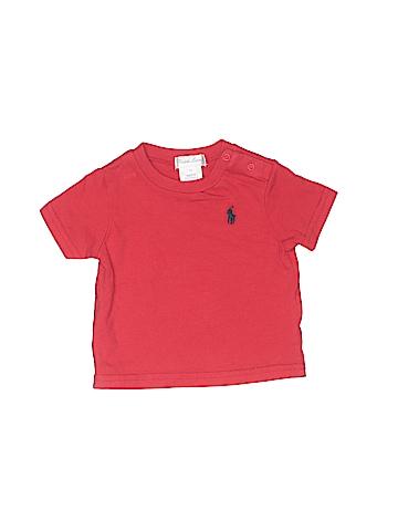 Ralph Lauren Short Sleeve T-Shirt Size 3 mo