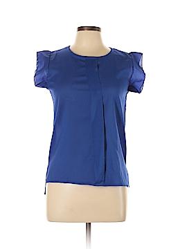 Liva Girl Short Sleeve Blouse Size L