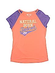Skechers Girls Active T-Shirt Size L (Kids)