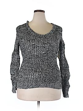 Bobbie Brooks Pullover Sweater Size 1X (Plus)