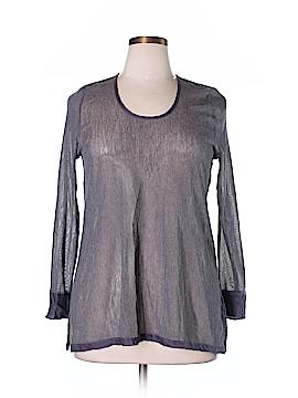 Soft Surroundings Long Sleeve Top Size XL