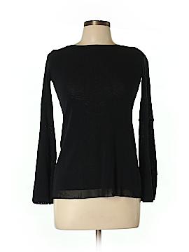 FUZZI Long Sleeve Top Size S