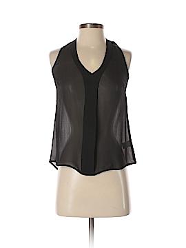 Adriano Goldschmied Sleeveless Silk Top Size S