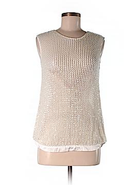Emporio Armani Short Sleeve Top Size 38 (EU)