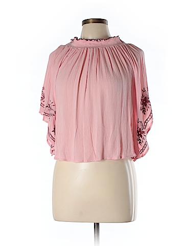 A'gaci 3/4 Sleeve Blouse Size L