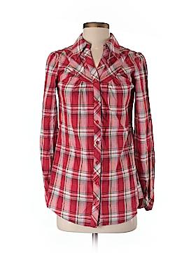 WYL Long Sleeve Button-Down Shirt Size XS