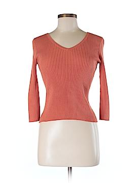 Spenser Jeremy Silk Pullover Sweater Size M