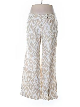 Ann Taylor LOFT Linen Pants Size 14