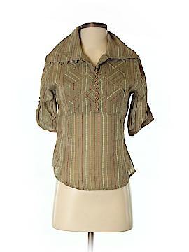 Covet Short Sleeve Blouse Size S