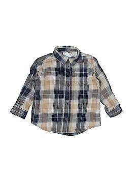 Timberland Long Sleeve Button-Down Shirt Size 24 mo