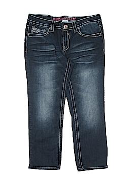 Hydraulic Jeans Size 11 - 12
