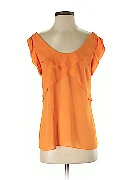 Lost April Short Sleeve Blouse Size S