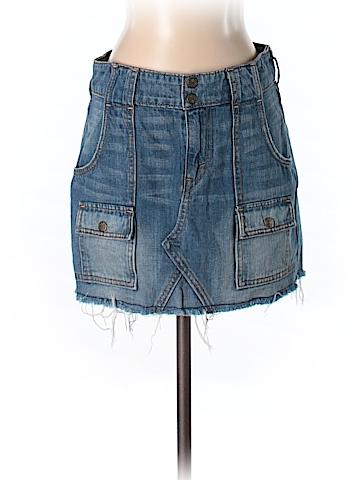 Levi's Denim Skirt 26 Waist