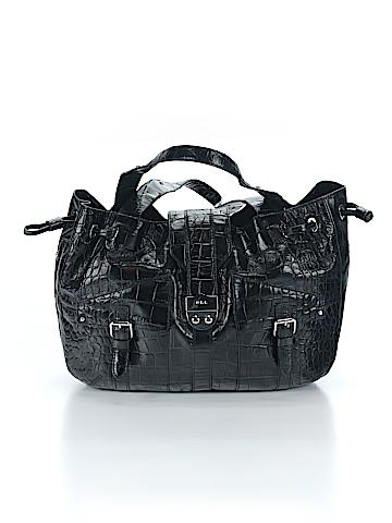 Lauren by Ralph Lauren Leather Shoulder Bag One Size