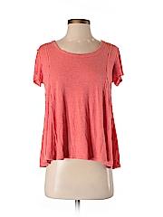 H by Bordeaux Women Short Sleeve Top Size XS