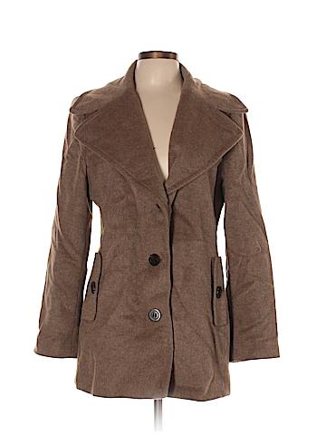 Calvin Klein Wool Coat Size 12
