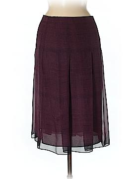 Brooks Brothers Silk Skirt Size 4