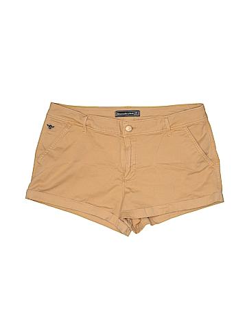 Abercrombie & Fitch Khaki Shorts 29 Waist