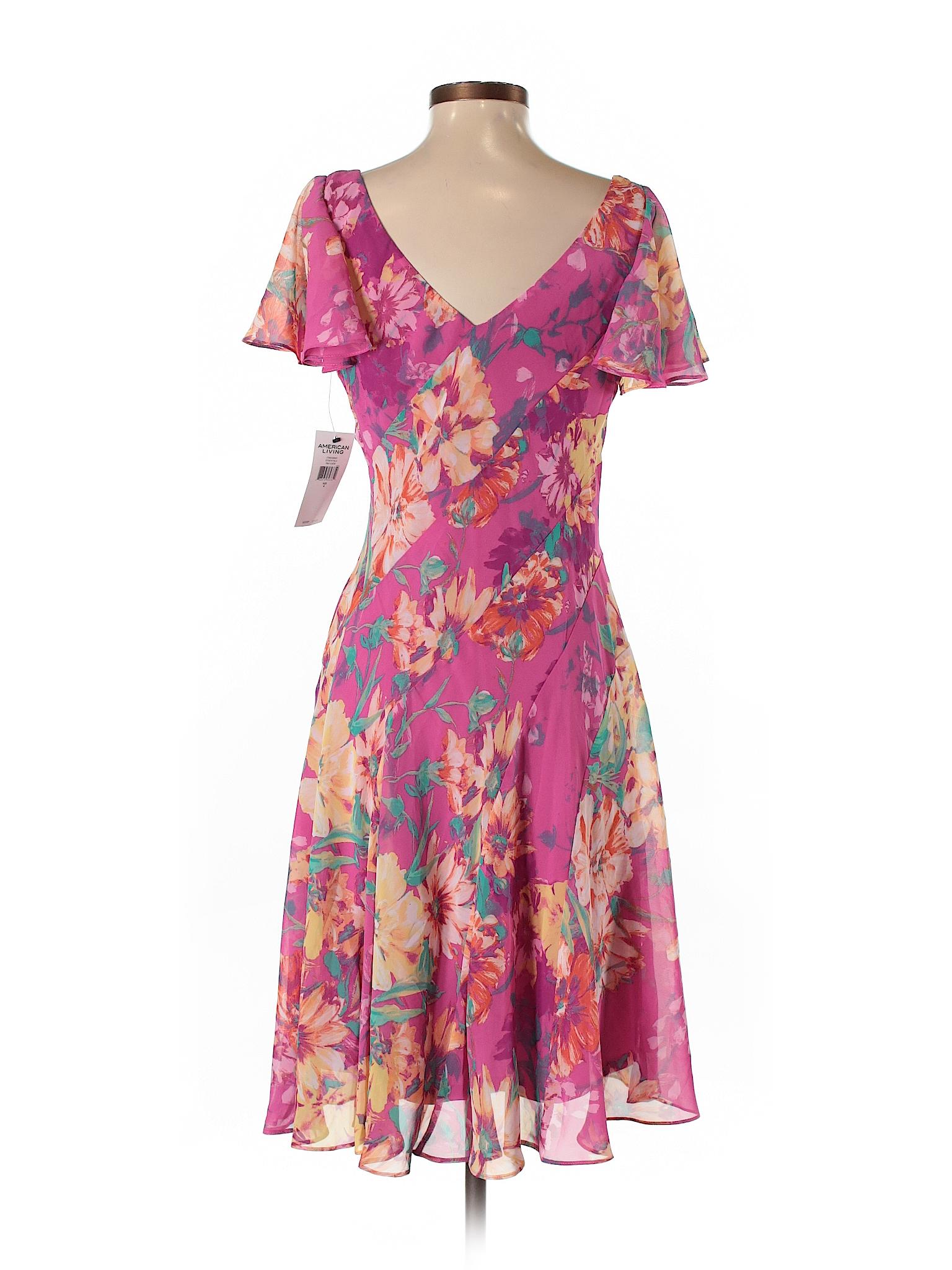 Boutique American Living Dress Casual winter YrZqYFxwBK