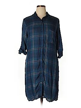 Wet Seal 3/4 Sleeve Button-Down Shirt Size XL