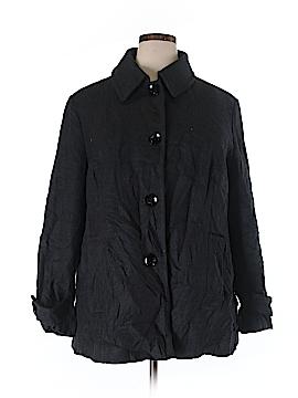 Jason Kole Wool Coat Size 2X (Plus)