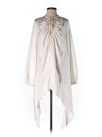 Thomas Wylde Long Sleeve Silk Top Size M