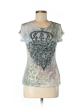 Rock & Republic Short Sleeve Top Size M