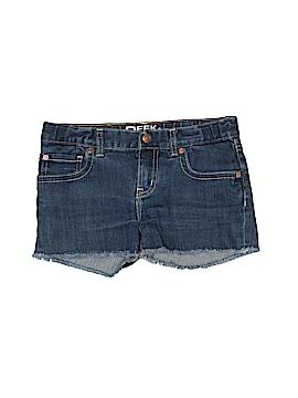 Peek Dungarees Denim Shorts Size 12