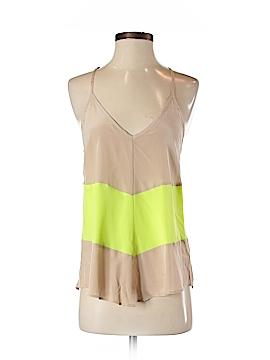 Karina Grimaldi Sleeveless Silk Top Size S
