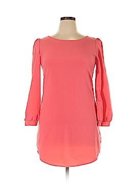 The Vintage Shop 3/4 Sleeve Blouse Size L