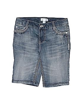 Xhilaration Denim Shorts Size 10 - 12