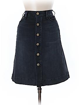 McGuire Denim Denim Skirt 27 Waist
