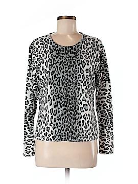 C.D. Petites Pullover Sweater Size M
