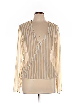 WAYF Long Sleeve Blouse Size L