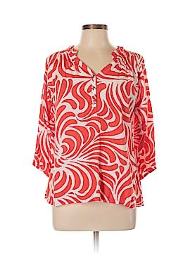 Escapada 3/4 Sleeve Blouse Size L