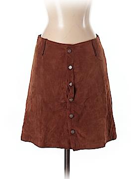 Sanctuary Leather Skirt Size XS