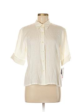 Ralph Lauren Short Sleeve Button-Down Shirt Size 12 (Petite)