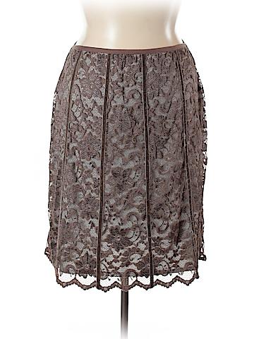 Sigrid Olsen Casual Skirt Size 1X (Plus)