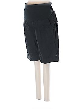 Ann Taylor LOFT Maternity Khaki Shorts Size 4 (Maternity)