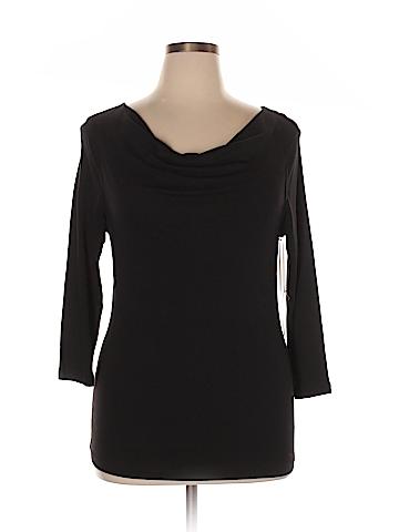 Tweeds 3/4 Sleeve Top Size XL
