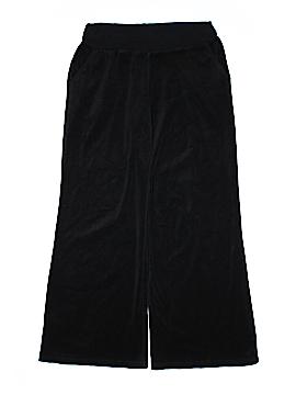 Plush & Lush Velour Pants Size S
