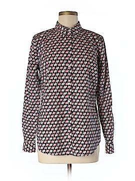 Charter Club Long Sleeve Button-Down Shirt Size 6