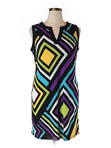 SOHO Apparel Ltd Casual Dress Size XL