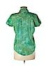 Twenty X Women Short Sleeve Button-Down Shirt Size M