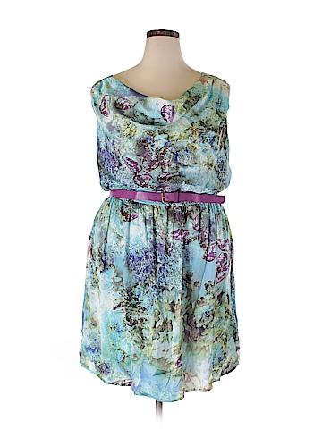 Lux II Casual Dress Size 2X (Plus)