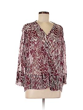 IRO Long Sleeve Blouse Size 34 (FR)