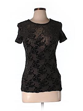 Armani Collezioni Short Sleeve Blouse Size 10