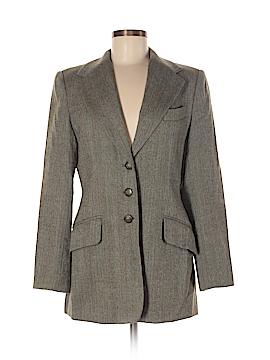 Andrea Viccaro Wool Blazer Size 6