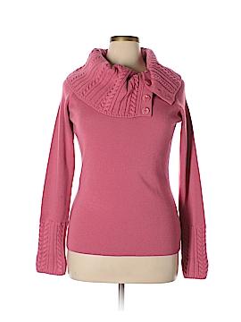 Dana Davis Wool Pullover Sweater Size L